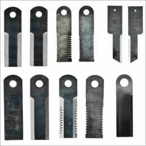 Ножи, пальцы и сегменты для зерноуборочных комбайнов