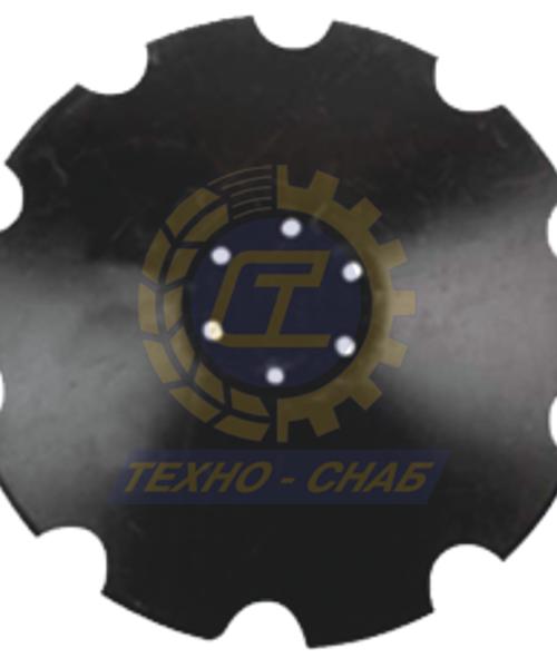 Диск Ø684х6 iQ-Parts CH000035 подходит для Horsch Tiger