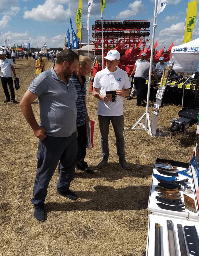 Саратов_выставка_день поля_OPaLL-AGRI_VELES